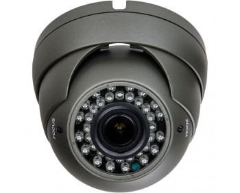 3MP, 1080p EYEBALL IR Dome Camera