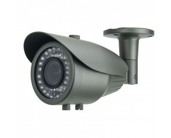2.1MP, 1080p IR Bullet Camera with Auto-Iris VF Lens