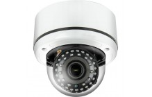 HD-TVI : 1080p Indoor/Outdoor vandal proof IR Dome Camera with Veri-focal Lens 2.8 to 12mm