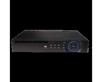 16CH 1080P HD-CVI DVR, 4HDD UP TO 24TB, 1.5U, Tribrid