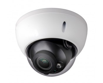 2.4MP HD-CVI Motorized Lens 2.7-12mm Dome Camera