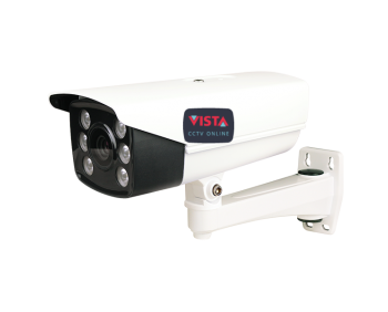 HD -TVI  LPR 1.3MP Motor 6-22m Licence Plate Reader