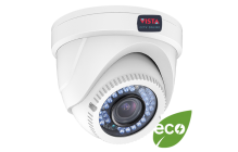HD-TVI 1080P 2.1MP Eyeball Camera Auto-Iris VF 2.8 to 12 mm Lens & 35 IR LED